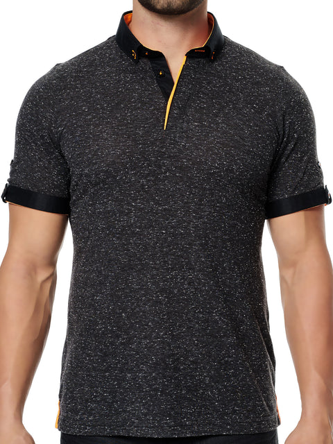 Maceoo Polo S Black Snow Fluo BC