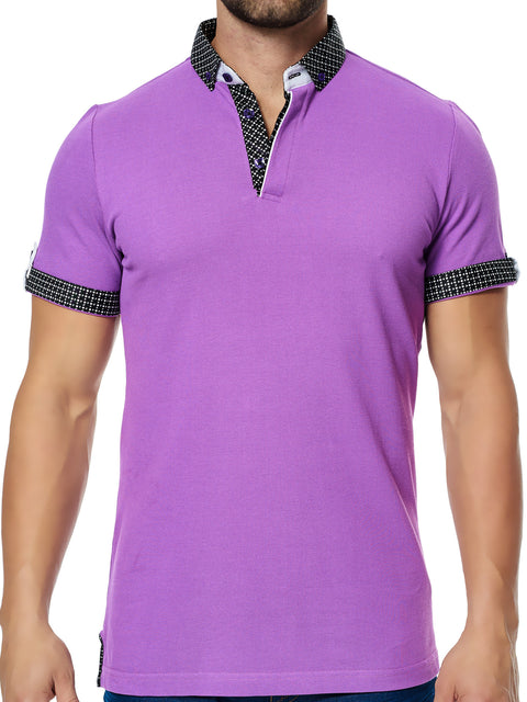 Maceoo Polo S Purple BC