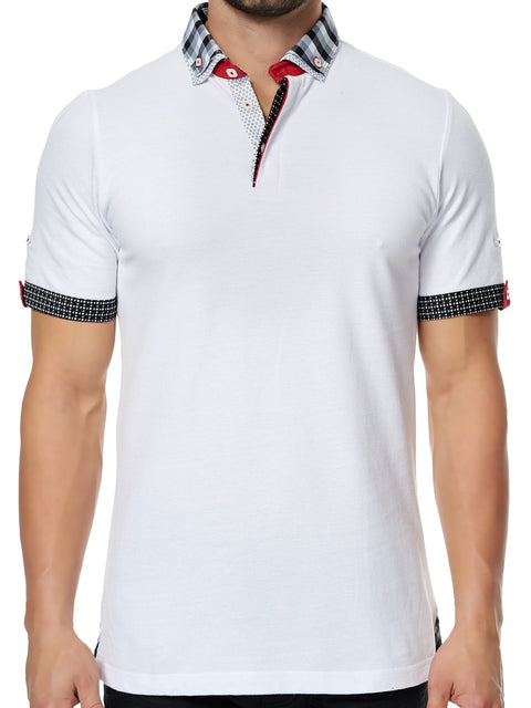 Maceoo Polo S White DC