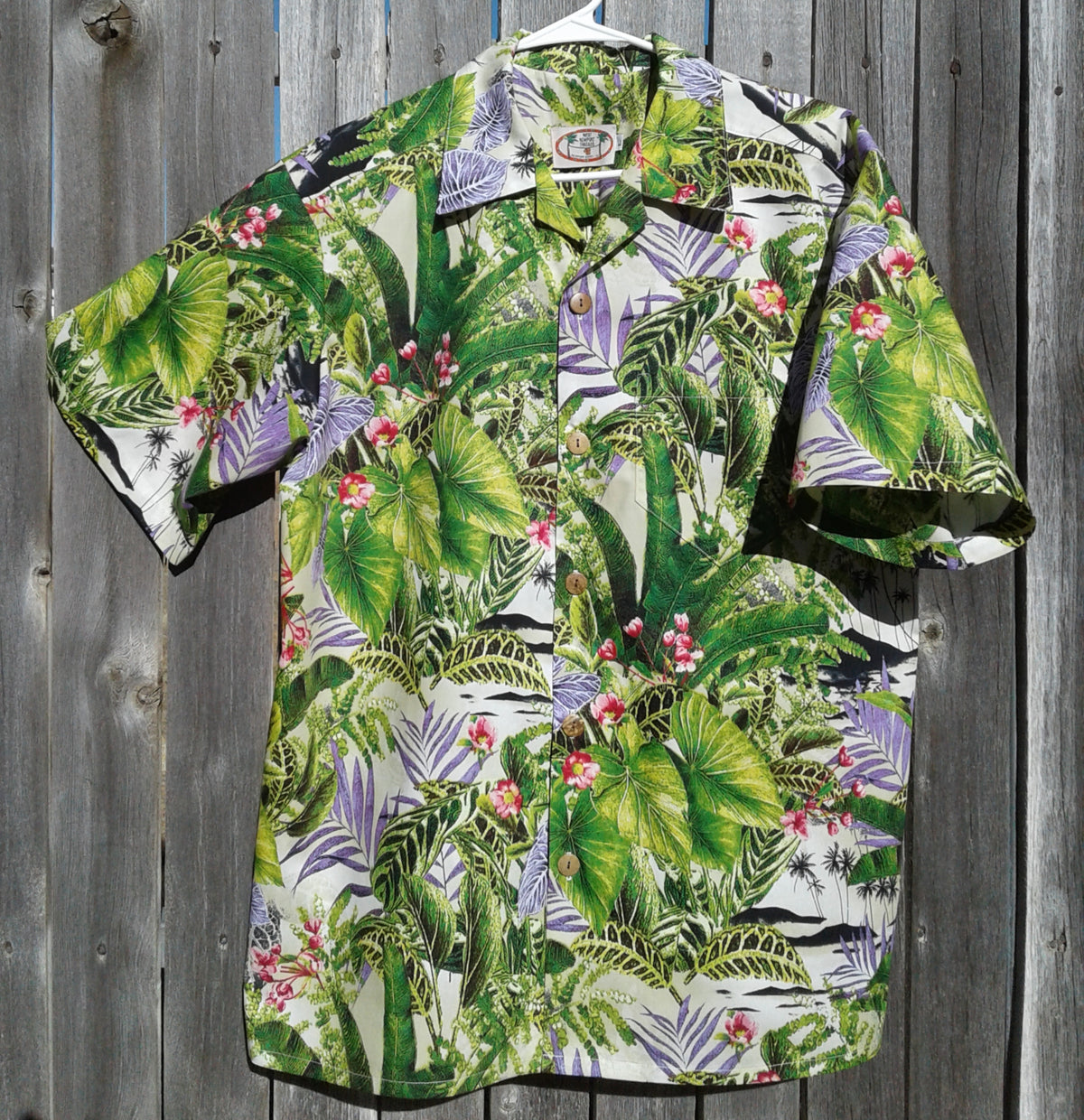 The Garden Aloha Shirt