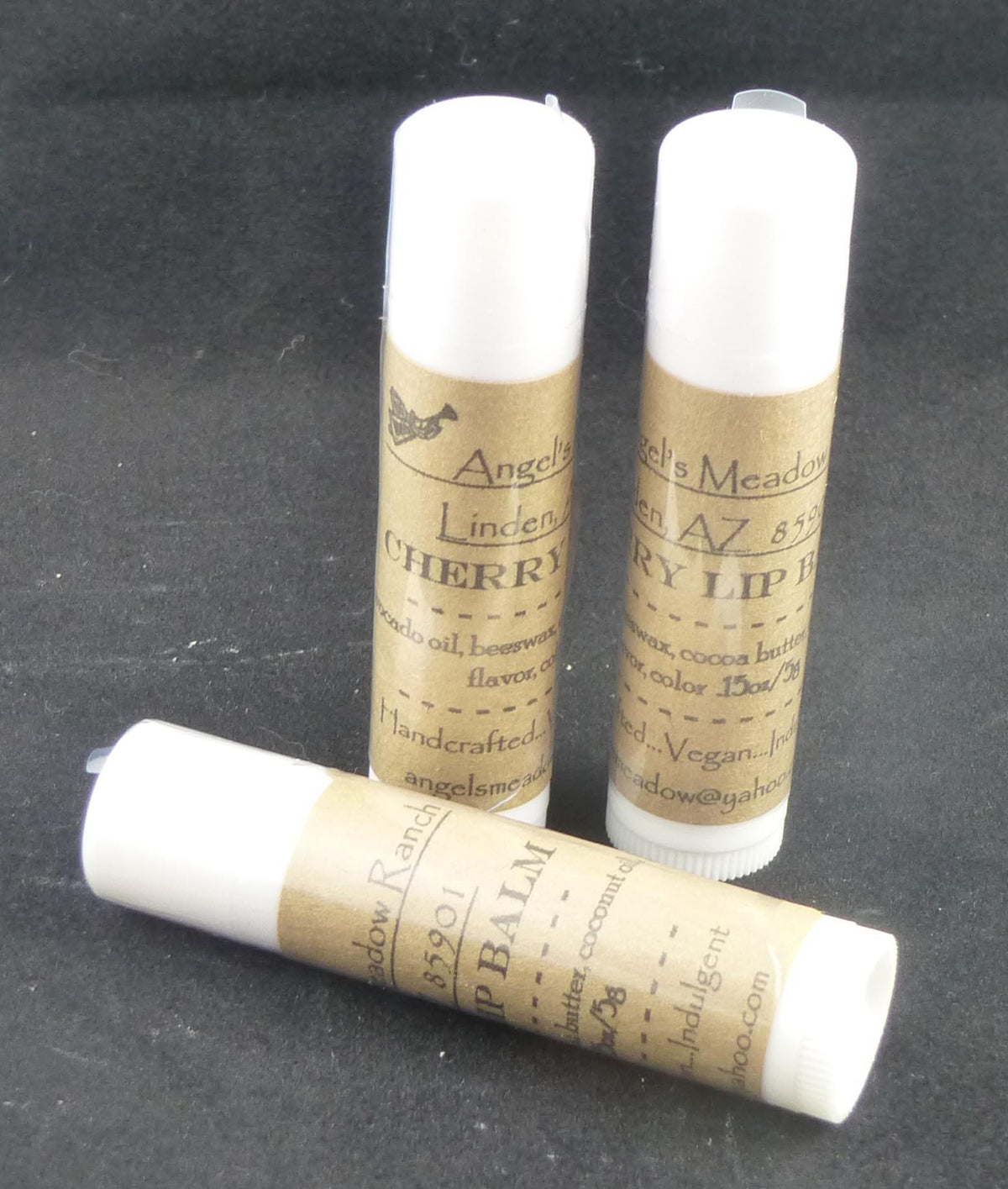 [Chocolate_Orange_Truffle_Lip_Balm_Stick]- Angel's Meadow Ranch