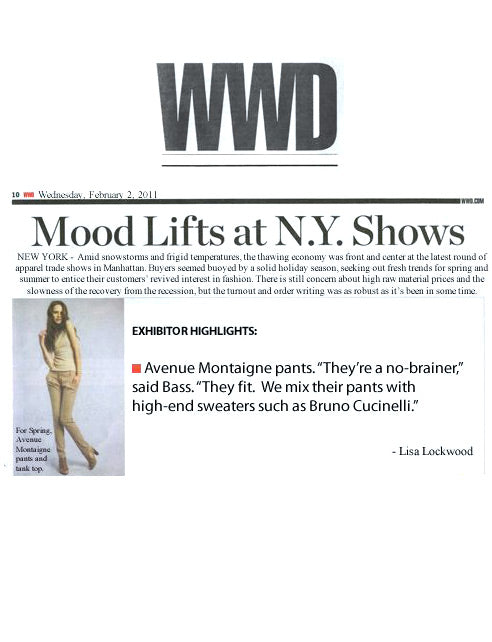 Women Wear Daily - Feb '11