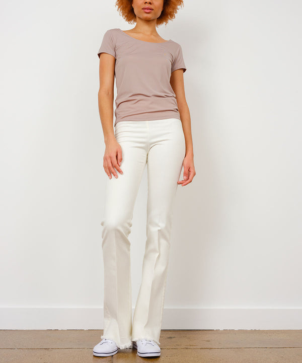 BELLINI White Denim - AVENUE MONTAIGNE