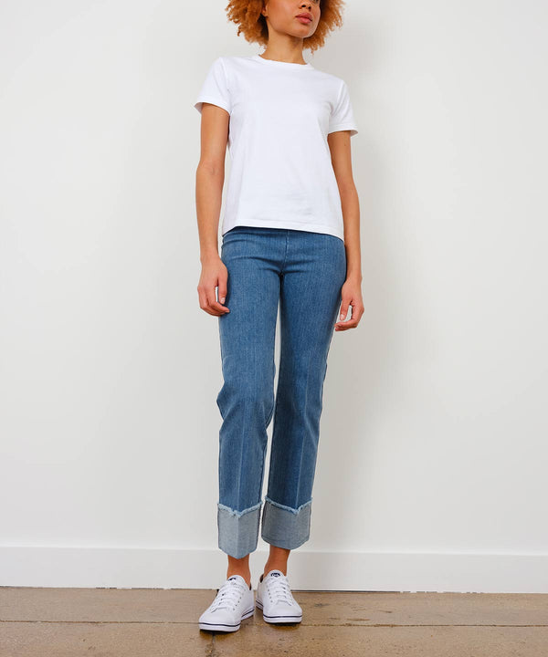 BONNIE Light Denim - AVENUE MONTAIGNE