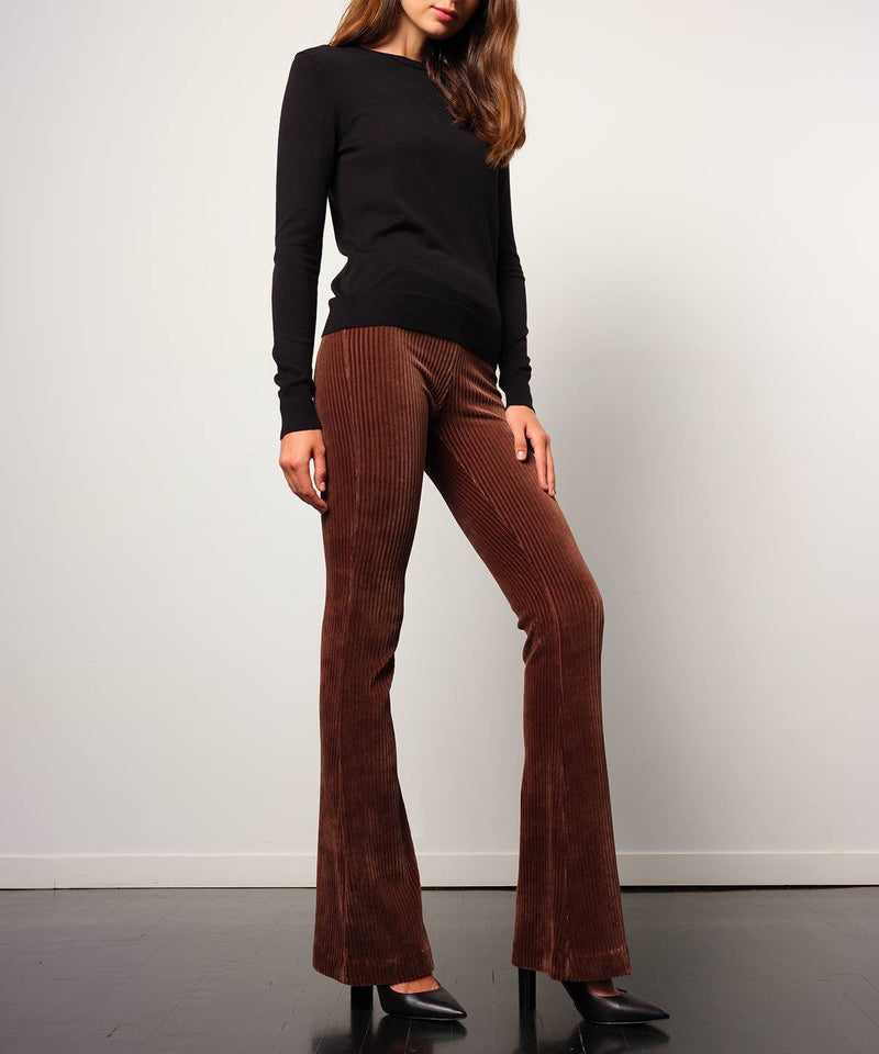 BELLINI Corduroy Brown - Avenue Montaigne