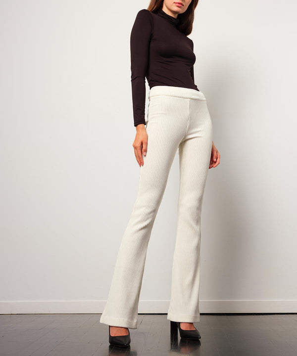 BELLINI Corduroy Off-White - Avenue Montaigne