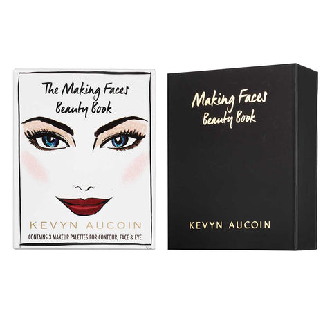 Kevyn Aucoin making faces palette