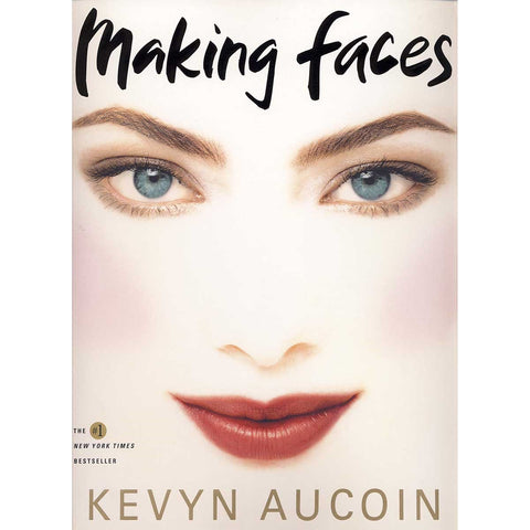 Kevyn Aucoin making faces makeup book