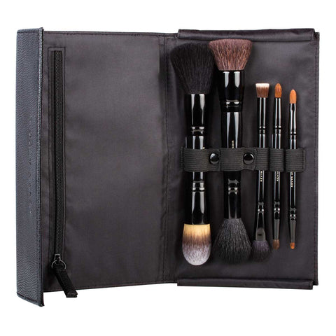 The Expert Brush Collection Travel Brush Set