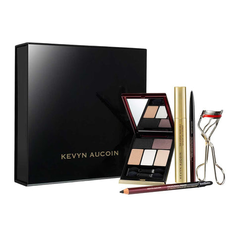 Kevyn Aucoin  The Expert Eyes Kit - Limited Edition