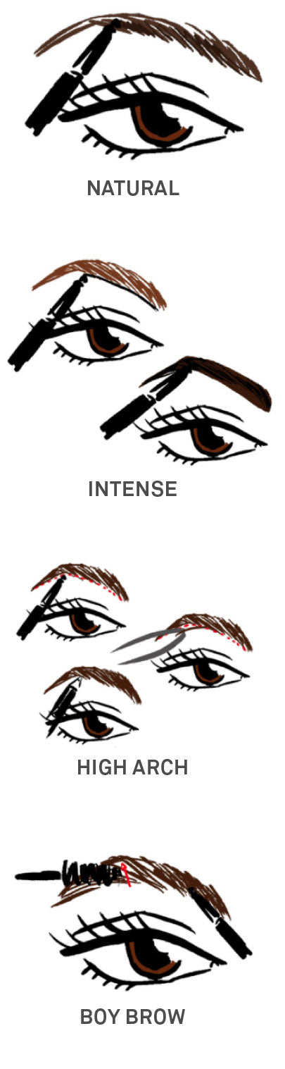 Brows Kevyn Aucoin Beauty