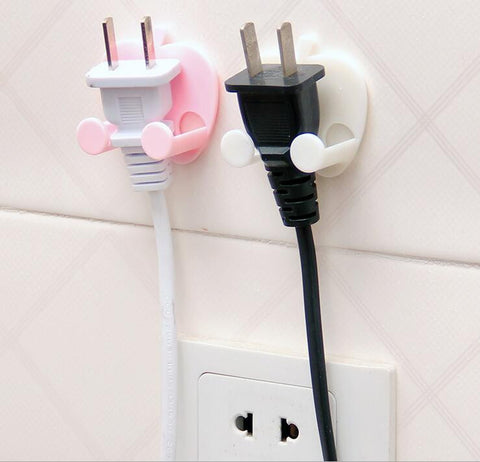 Electrical Plug Storage Holder
