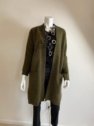 SWTR Olive Green Duster