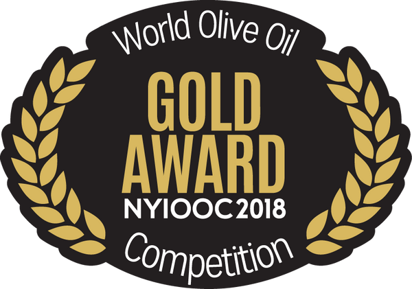 Giuliana Premium Olive Oil - Award 2018
