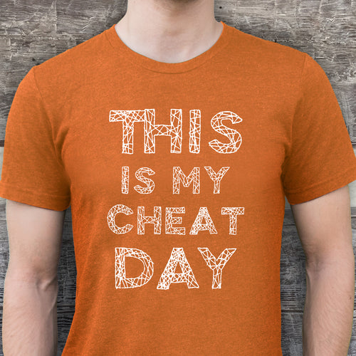 This Is My Cheat Day Men's T-shirt