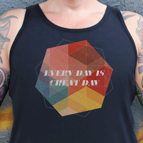 Cheat Day Everyday Men's Tank