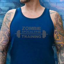 Zombie Training Men's Tank