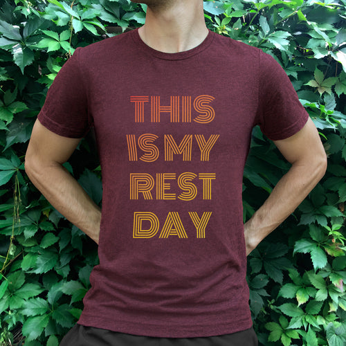 My Rest Day Men's T-Shirt