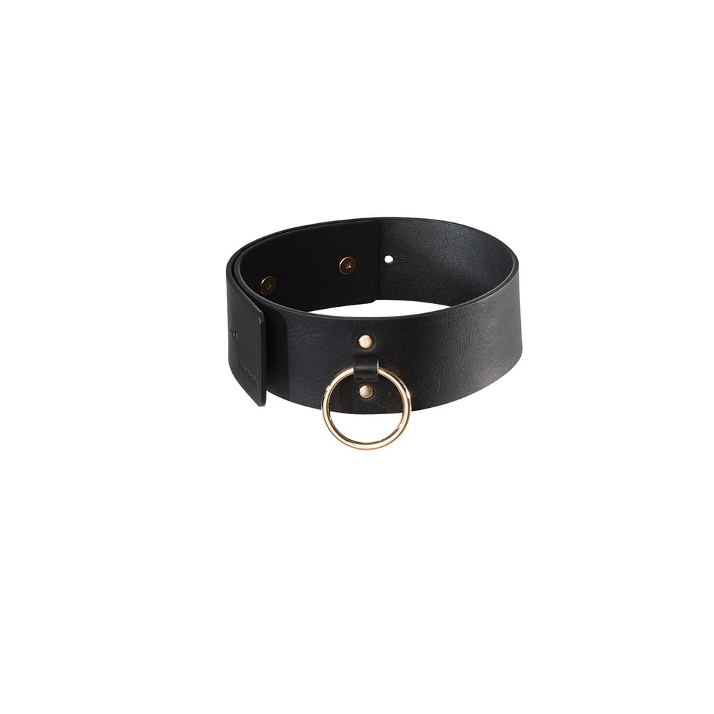 BIJOUX INDISCRETS MAZE CHOKER WITH LEASH