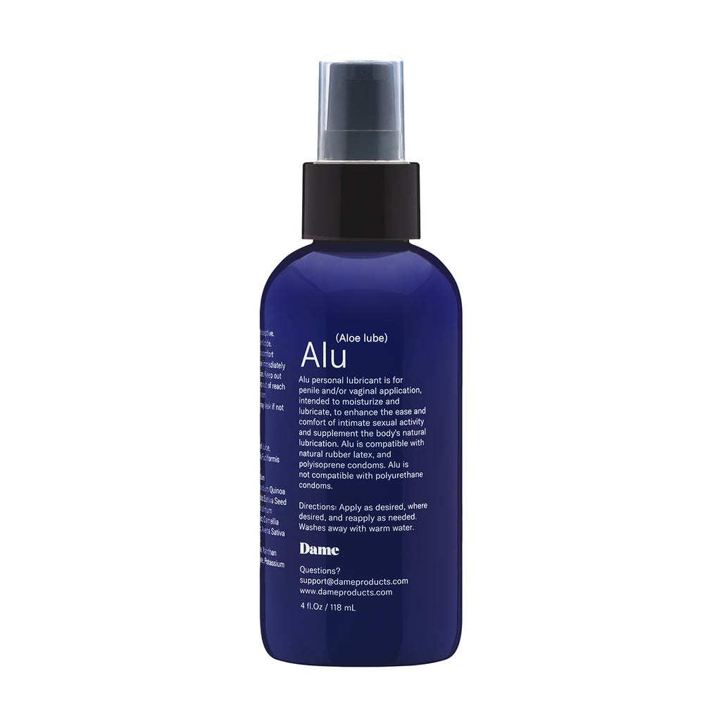 Alu Lubricant 4oz by Dame Products
