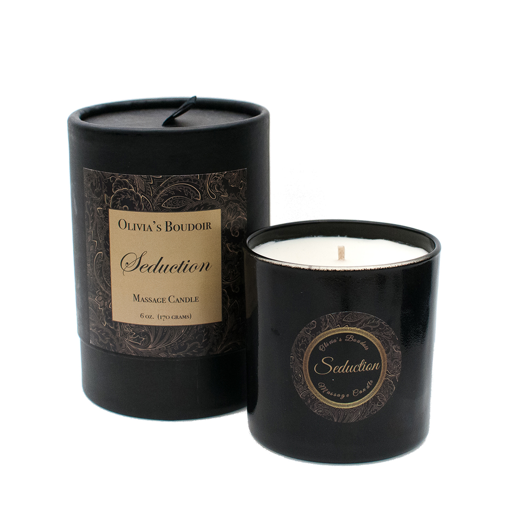 OLIVIA'S BOUDOIR 6.5OZ - SEDUCTION CANDLE