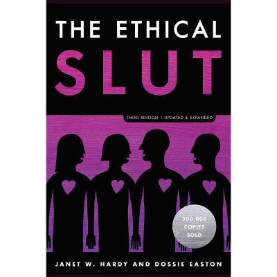 ETHICAL SLUT - Book for May