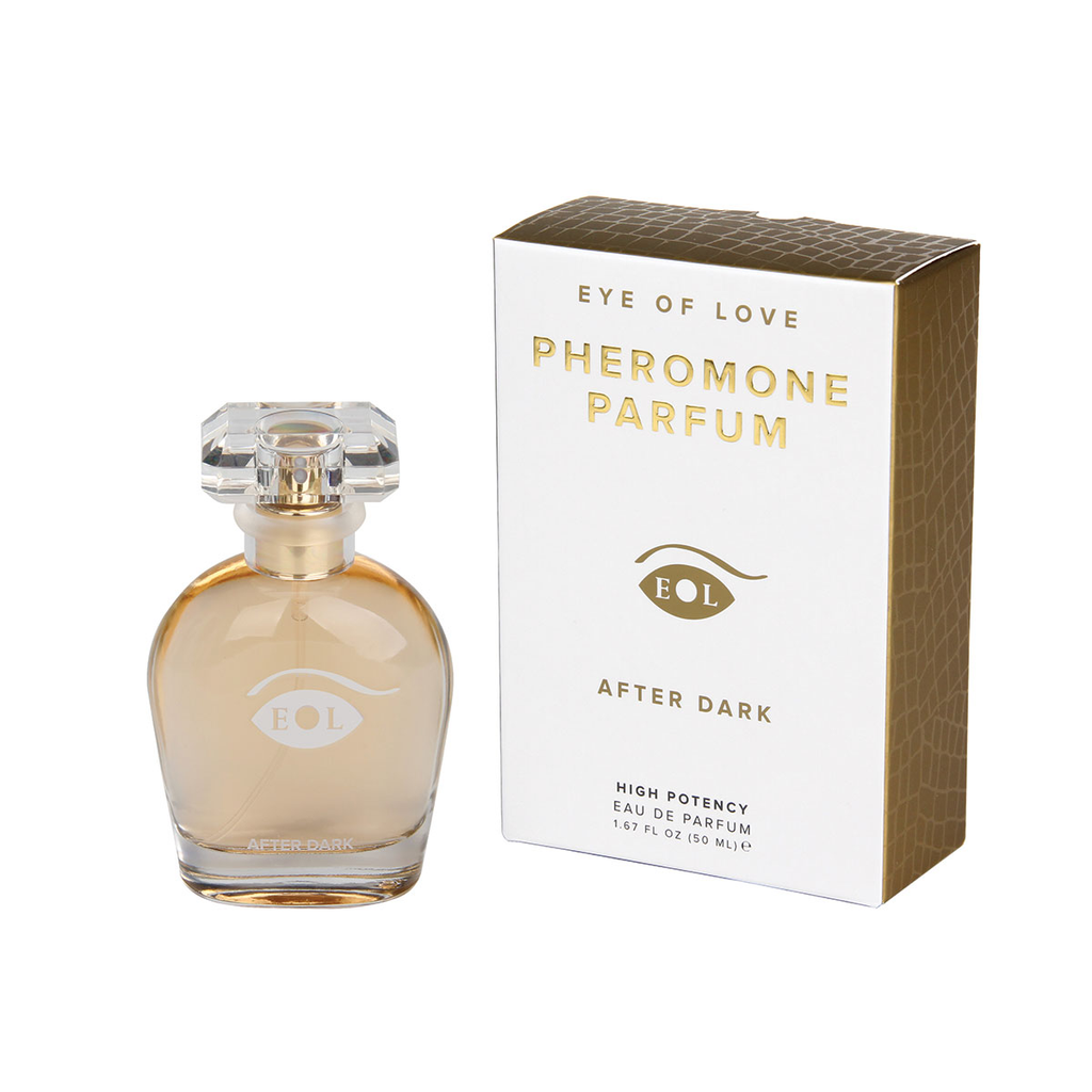 EYE OF LOVE PHEROMONE PARFUM 1.67OZ – AFTER DARK