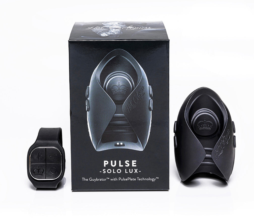 HOT OCTOPUSS PULSE SOLO LUX -