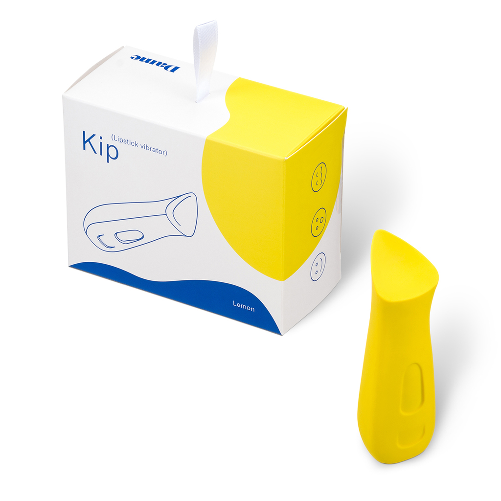 KIP DAME PRODUCTS YELLOW