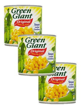 GREEN GIANT SWEET CORN (165ge)
