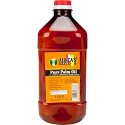 AFRICA'S FINEST PURE PALM OIL(NIG) (500ml)