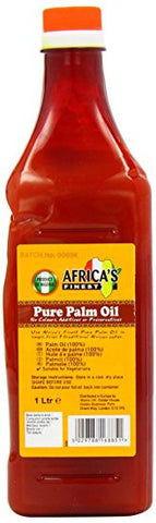 AFRICA'S FINEST PURE PALM OIL(NIG) (1Ltr)