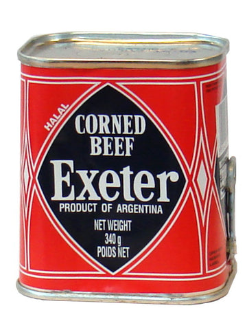 CORNED BEEF EXETER (340g)