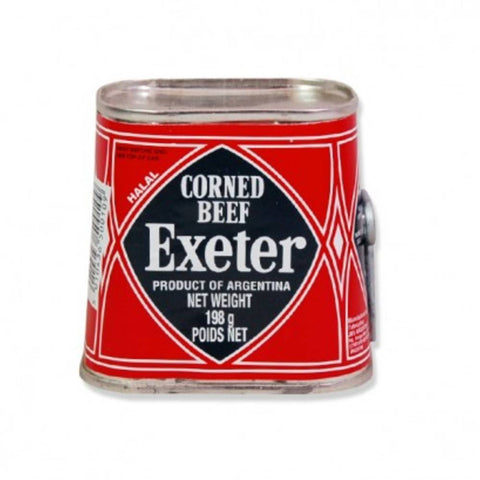 CORNED BEEF EXETER (198g)