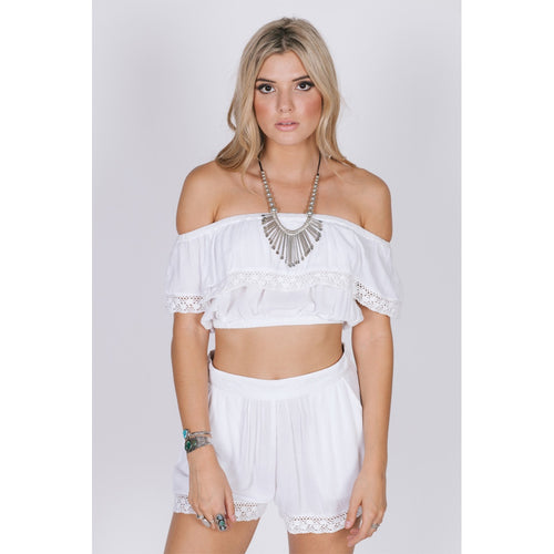 Pure Love Crop Top