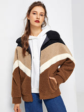 Browning Color-Block Jacket