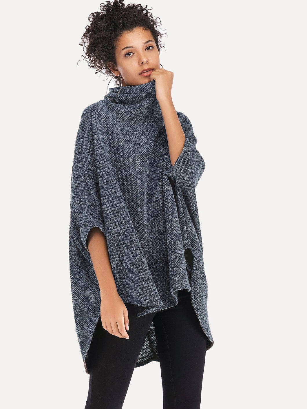 Addison Batwing Sweater