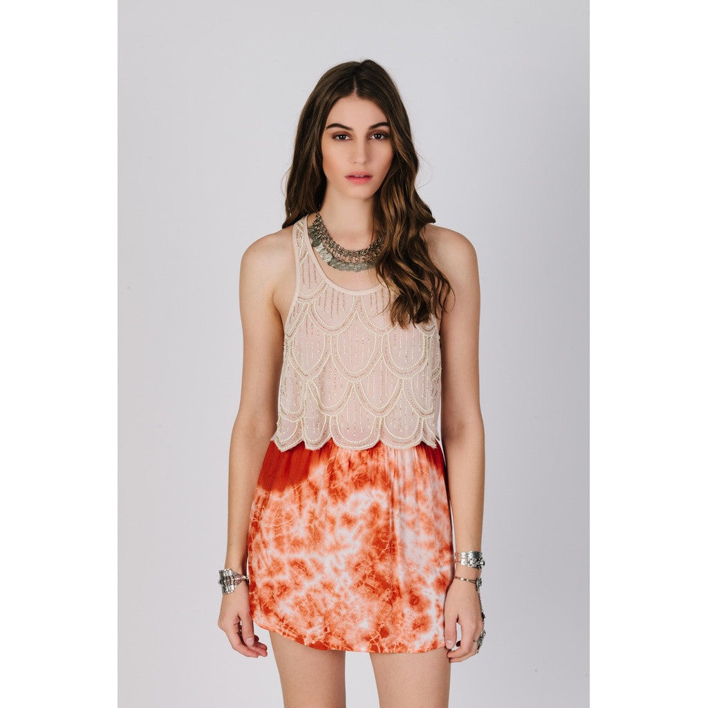 Shannon Crop Top