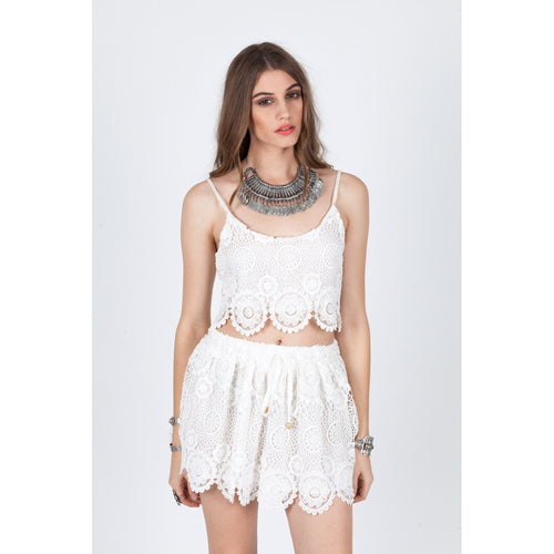 Larissa Crop Top