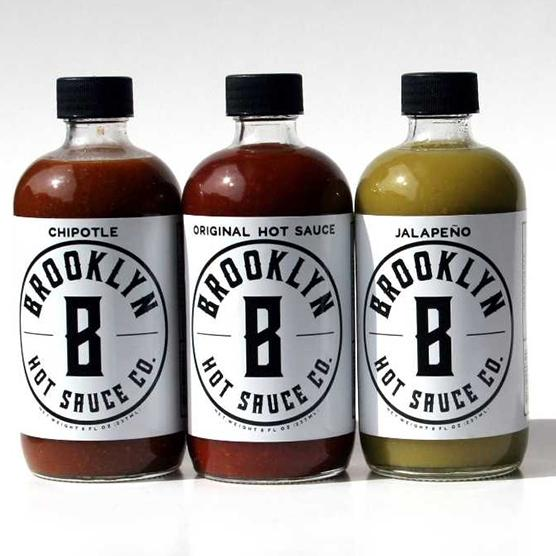 Brooklyn Hot Sauce 3 Pack