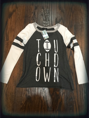 Touchdown Football Long Sleeve