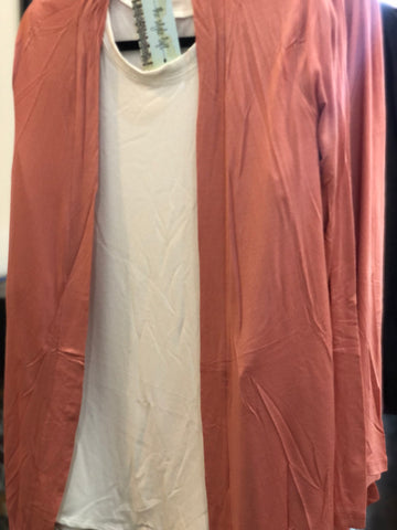 Ash Rose Draped Cardigan