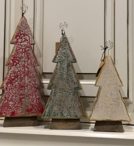 Christmas Tree Picture Holders