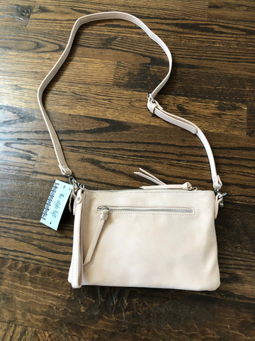 Blush Take Me on Vacation Cross Body