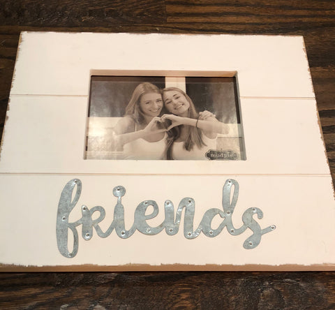 Friends Tin Frame
