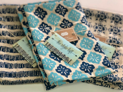Bungalow Napkins Set