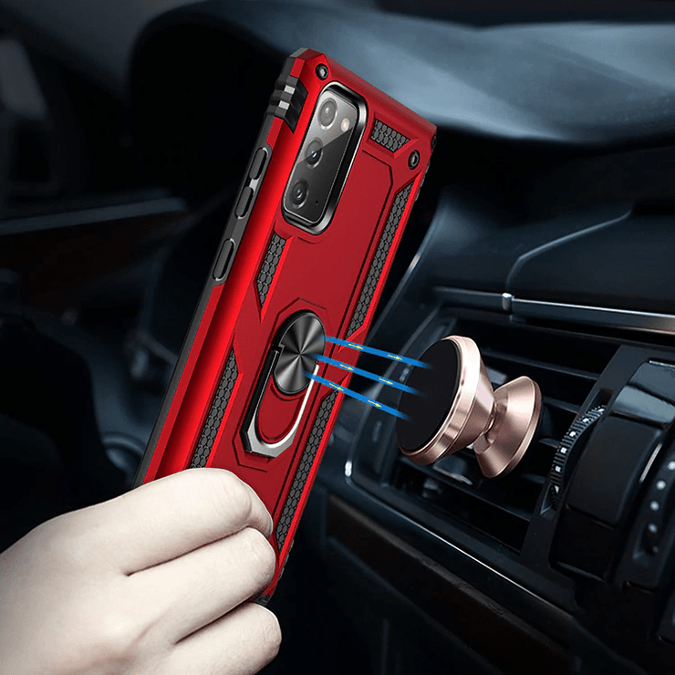 Magnetic Shockproof Samsung Galaxy Note Case
