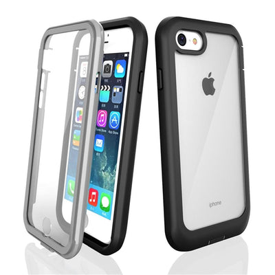 Shockproof Silicone iPhone Case