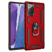 Magnetic Shockproof Samsung Galaxy Note Case For Galaxy S8 / Red