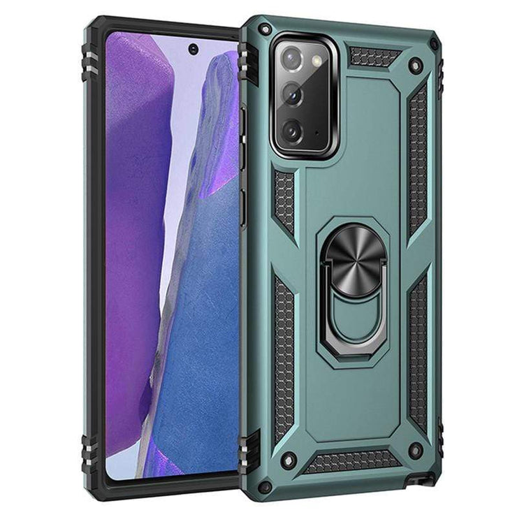 Magnetic Shockproof Samsung Galaxy Note Case For Galaxy S8 / Green